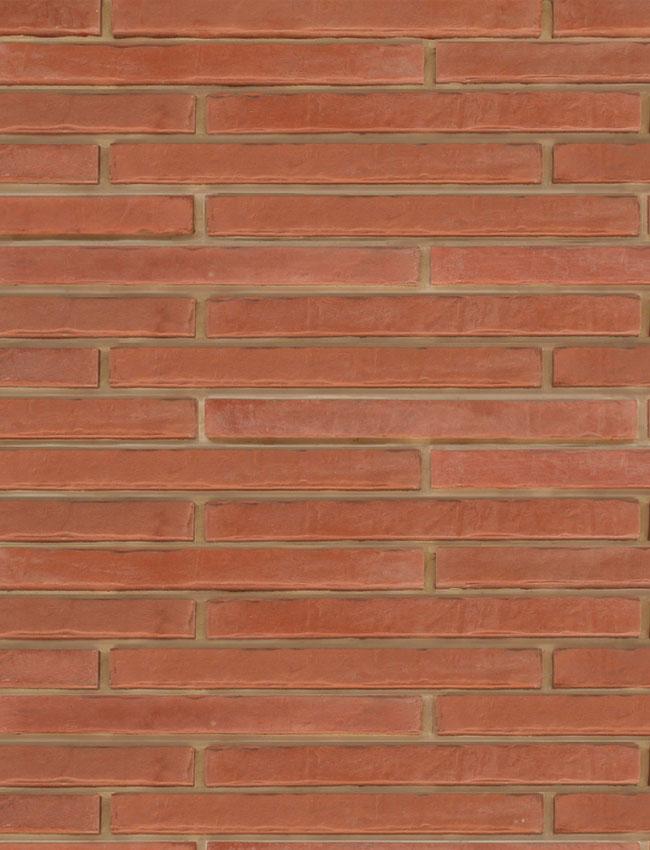 Декоративный камень Клинкер узкий 515