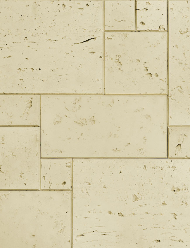 Декоративный камень Травертин Микс 20 171