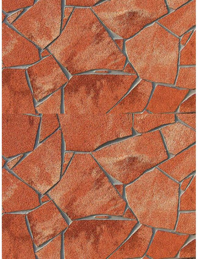 Гибкая плитка под дикий камень Korall 2