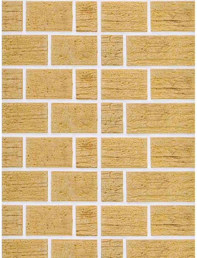 Декоративная гибкая плитка Экобрик Блок 074
