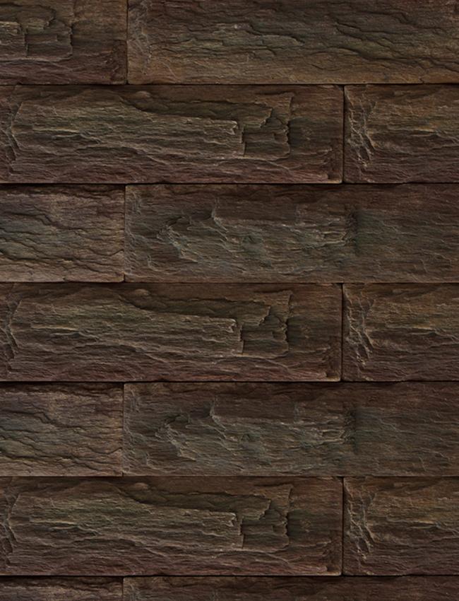 Декоративный камень Кора дерева 1402