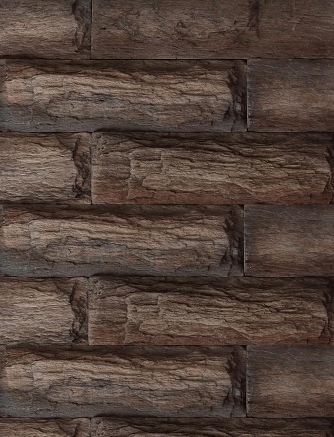 Декоративный камень Кора дерева 1403
