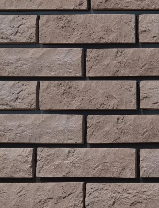 Декоративный кирпич Римский камень 0504