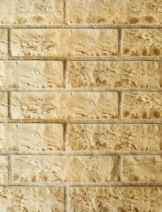 Декоративная плитка под кирпич Римский камень 0510