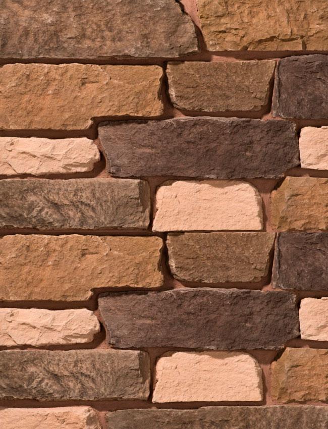 Декоративный камень Выветренная скала 2