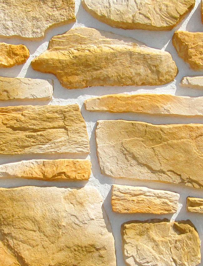 Декоративный камень Альпы 60-10-10