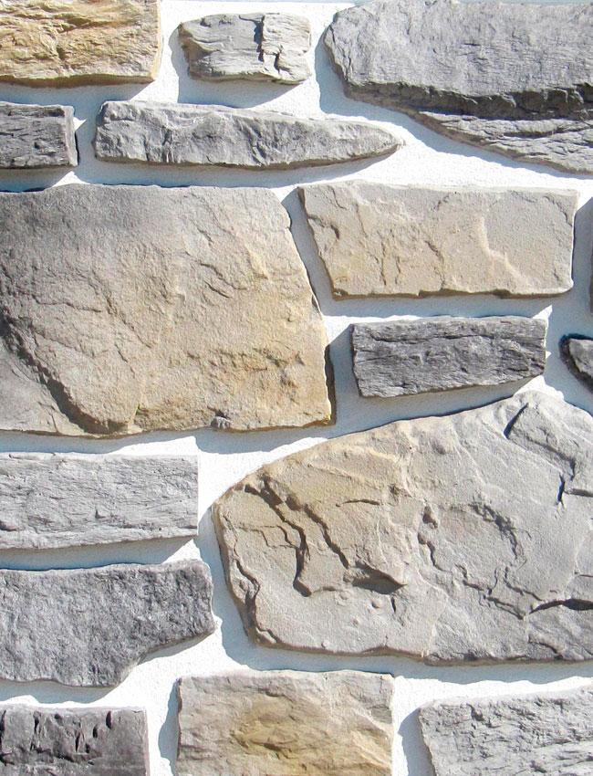 Декоративный камень Альпы 60-210