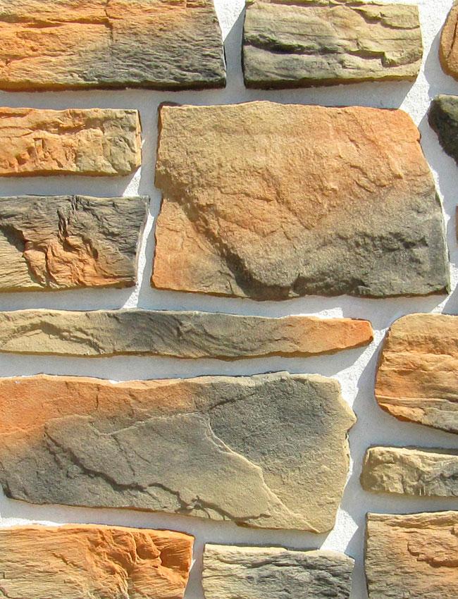 Декоративный камень Альпы 60-38-10