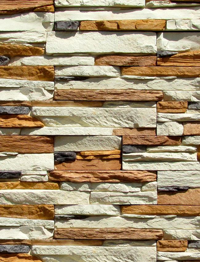 Декоративный камень Скала 10 41 5