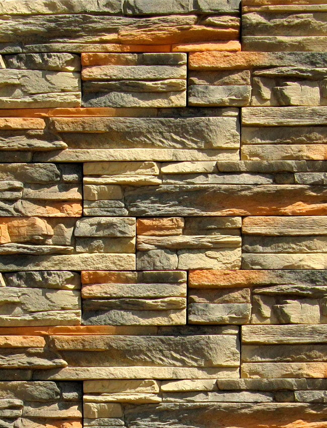 Декоративный камень Скала лайн 11 38 10