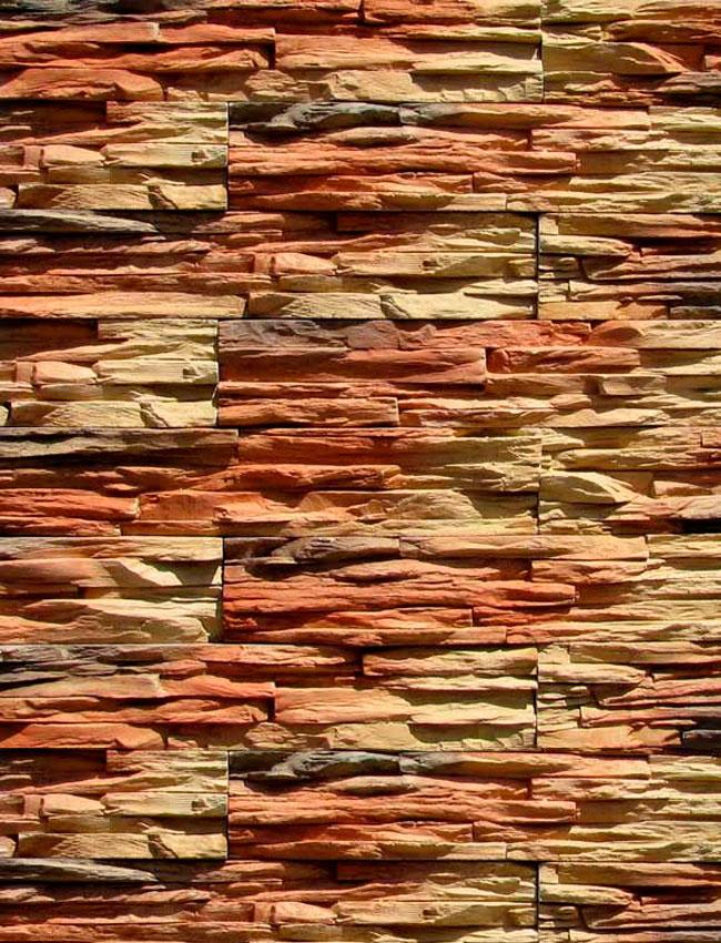 Декоративный камень Выветренная скала 20 53