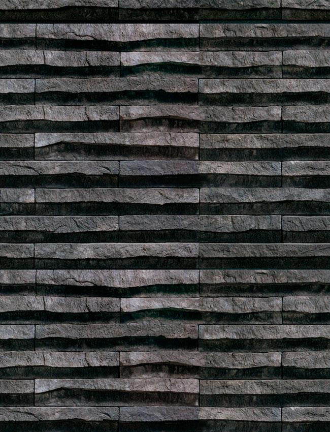 Декоративный камень Линейный рельеф 24010