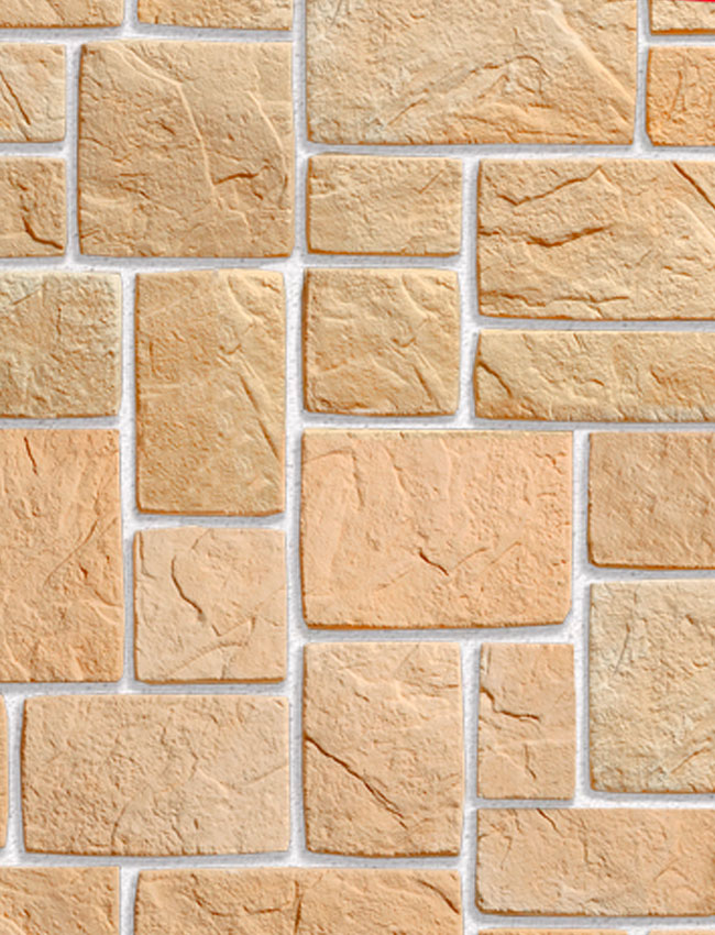 Декоративный камень Сказочный город 02650