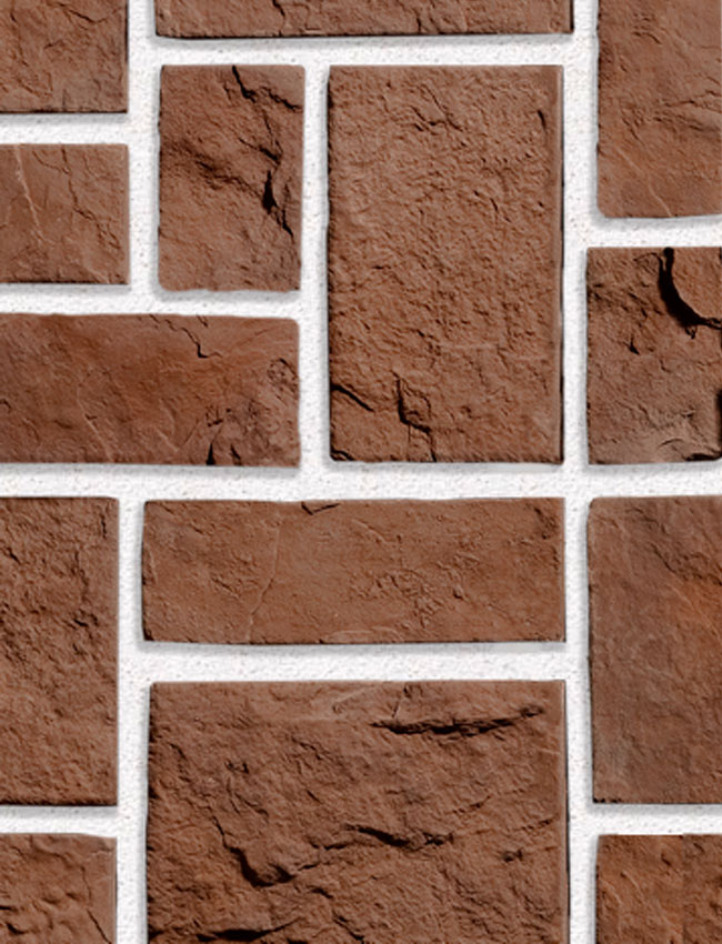 Декоративный камень Средневековая стена 03370