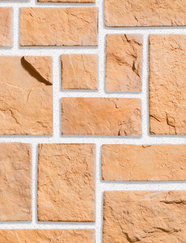 Декоративный камень Средневековая стена 03380