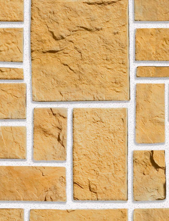 Декоративный камень Средневековая стена 03440