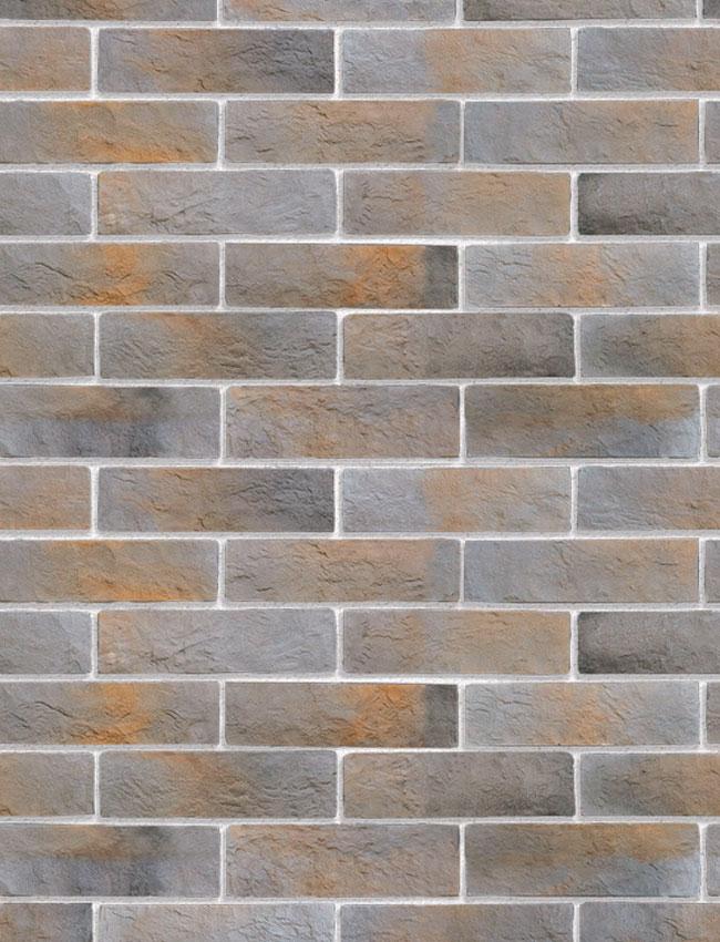 Декоративная плитка под кирпич Доломитовая стена 02310