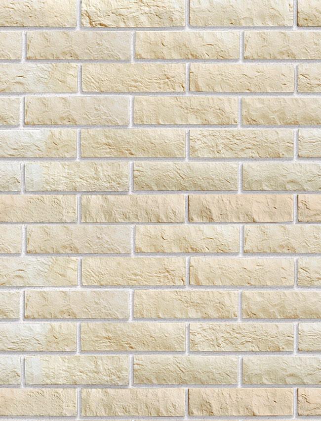 Декоративная плитка под кирпич Доломитовая стена 02330