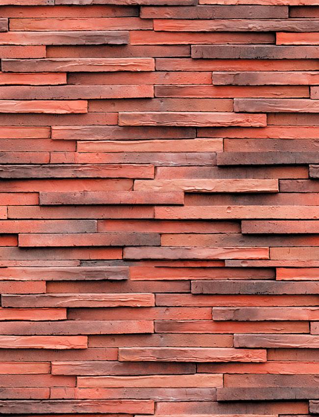Декоративная плитка под кирпич Зеландский кирпич низкий 37090+38090