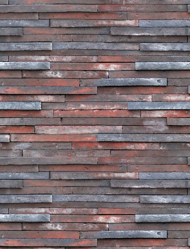 Декоративная плитка под кирпич Зеландский кирпич высокий 37110+38110