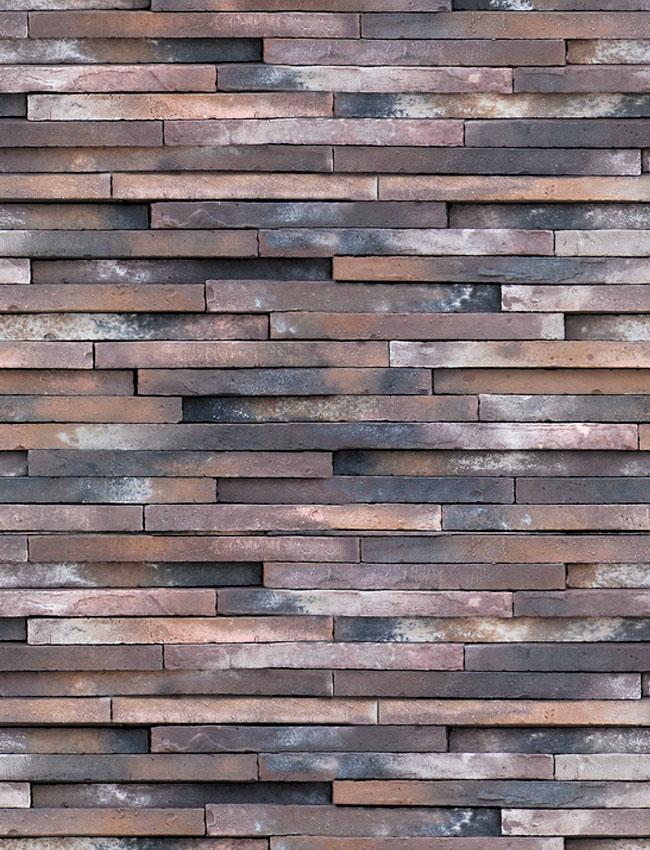 Декоративная плитка под кирпич Зеландский кирпич высокий 37170+38170