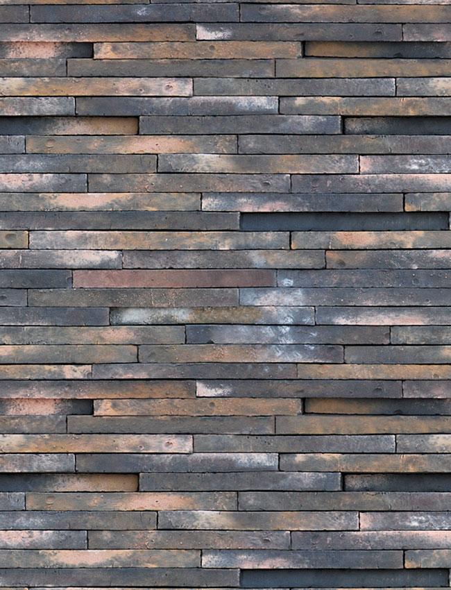 Декоративная плитка под кирпич Зеландский кирпич высокий 37210+38210