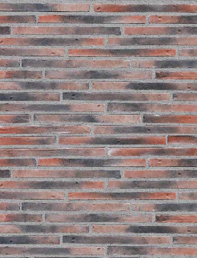 Декоративная плитка под кирпич Зеландский кирпич высокий 37280