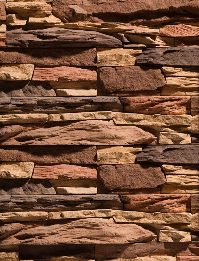 Декоративный камень Леонардо 880