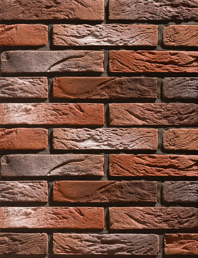 Декоративная плитка под кирпич Лондон 408