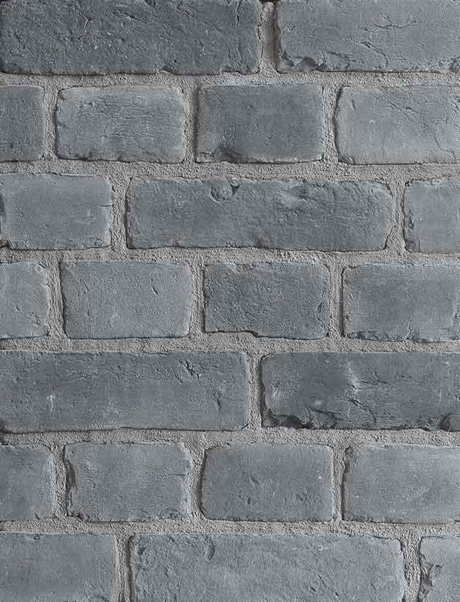Декоративный кирпич Loft Graphite