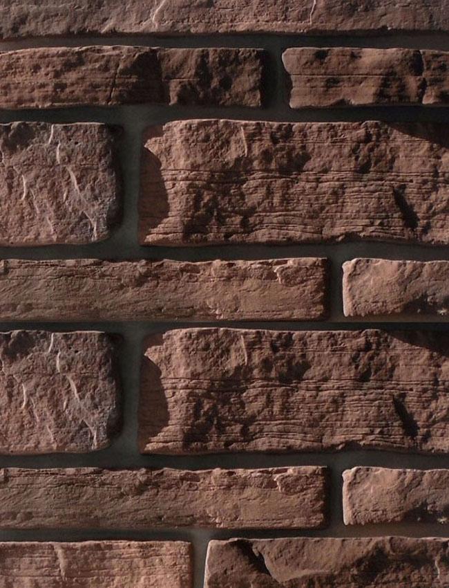 Декоративный камень Крепостная стена 1105