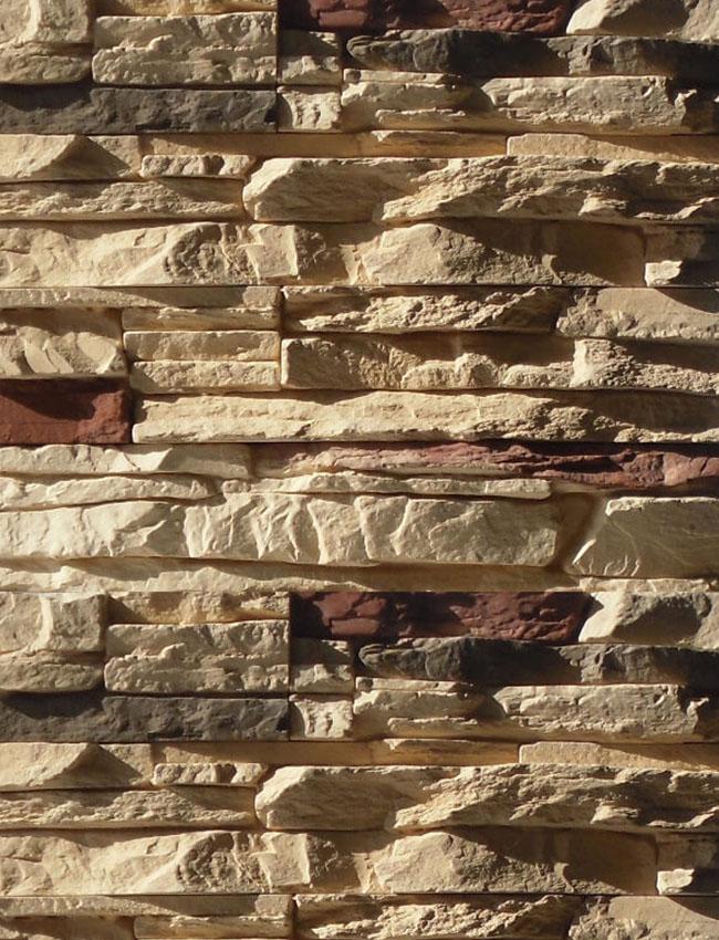 Декоративный камень Скалистый утёс 104