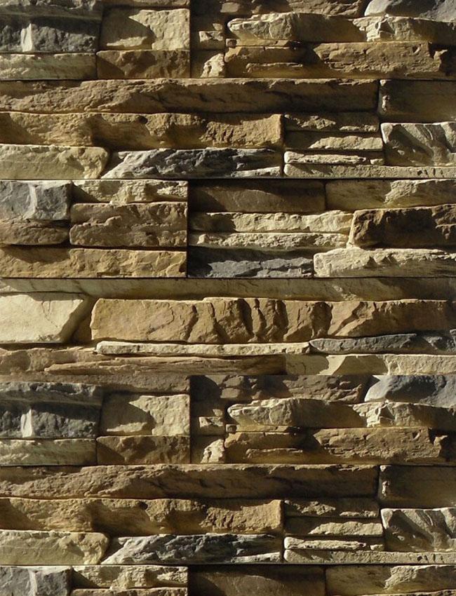 Декоративный камень Скалистый утёс 105
