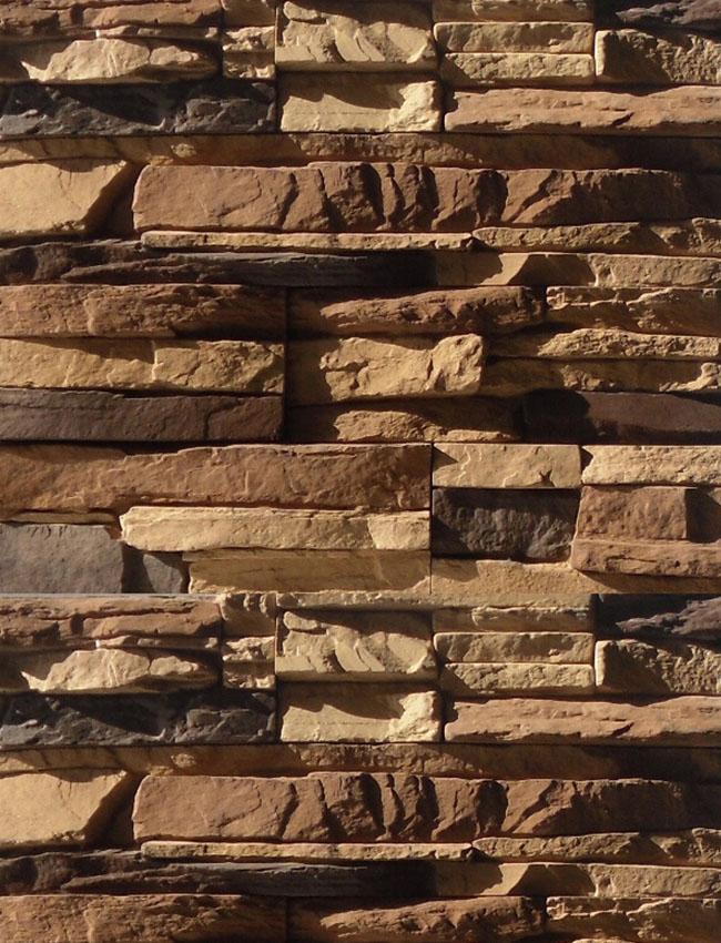Декоративный камень Скалистый утёс 111