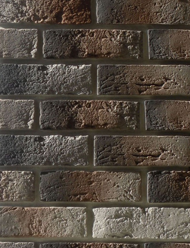 Декоративная плитка под кирпич Римский кирпич 1609
