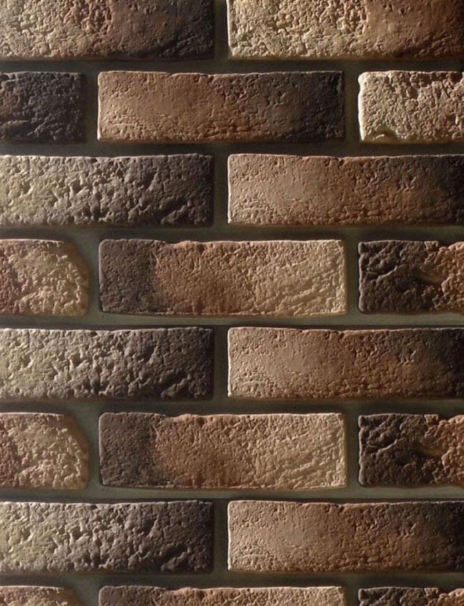 Декоративная плитка под кирпич Римский кирпич 1611