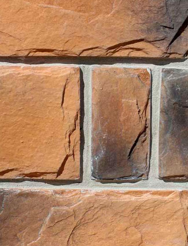Декоративный камень Феодальное поместье 05