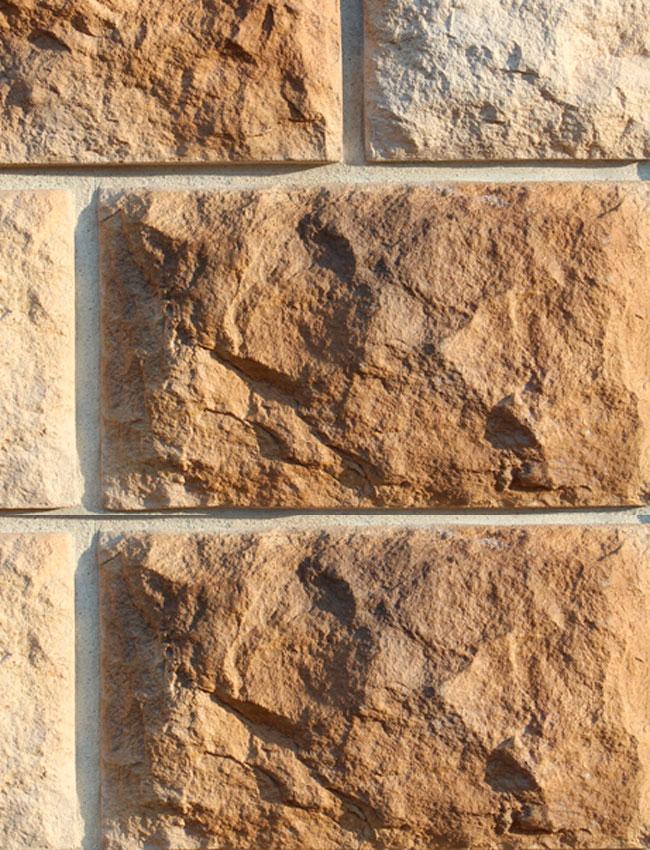 Декоративный камень Пражский град 01