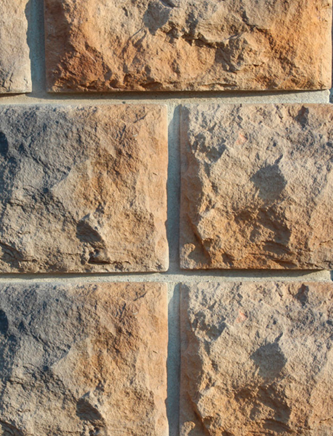 Декоративный камень Пражский град 02