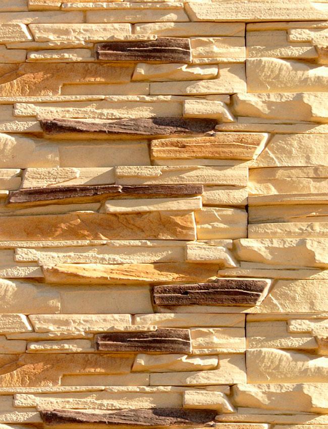 Искусственный камень Северный склон 05