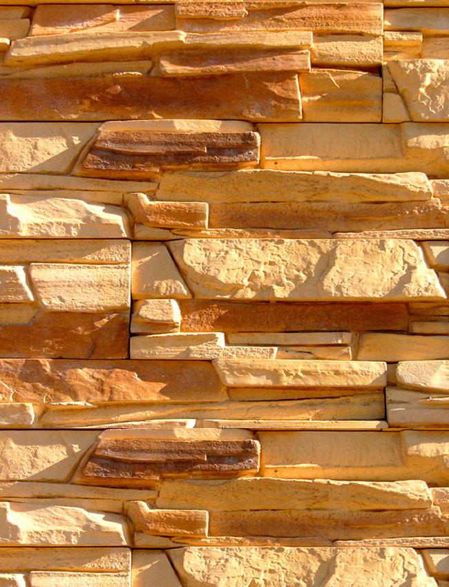 Искусственный камень Северный склон 08