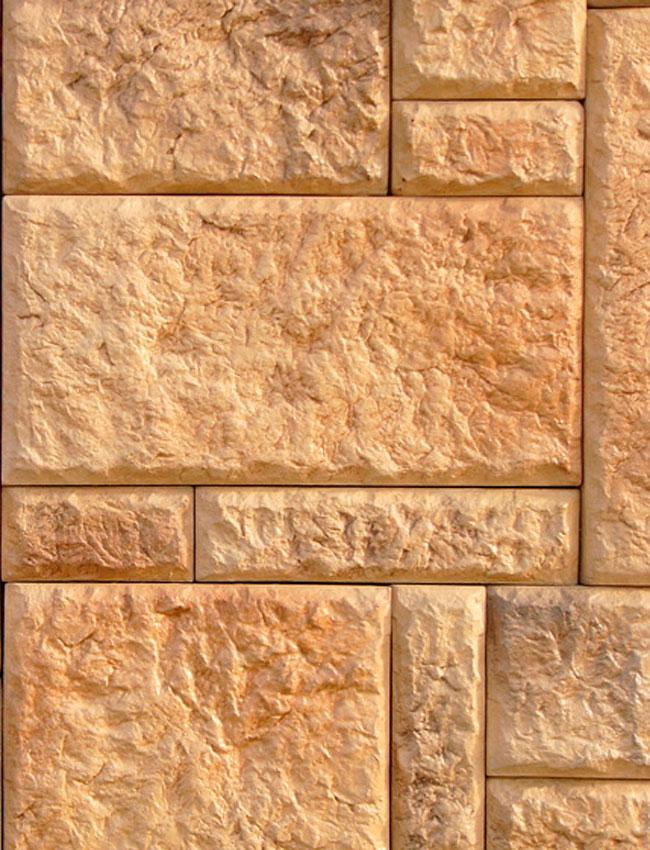 Декоративный камень Средневековый замок 06