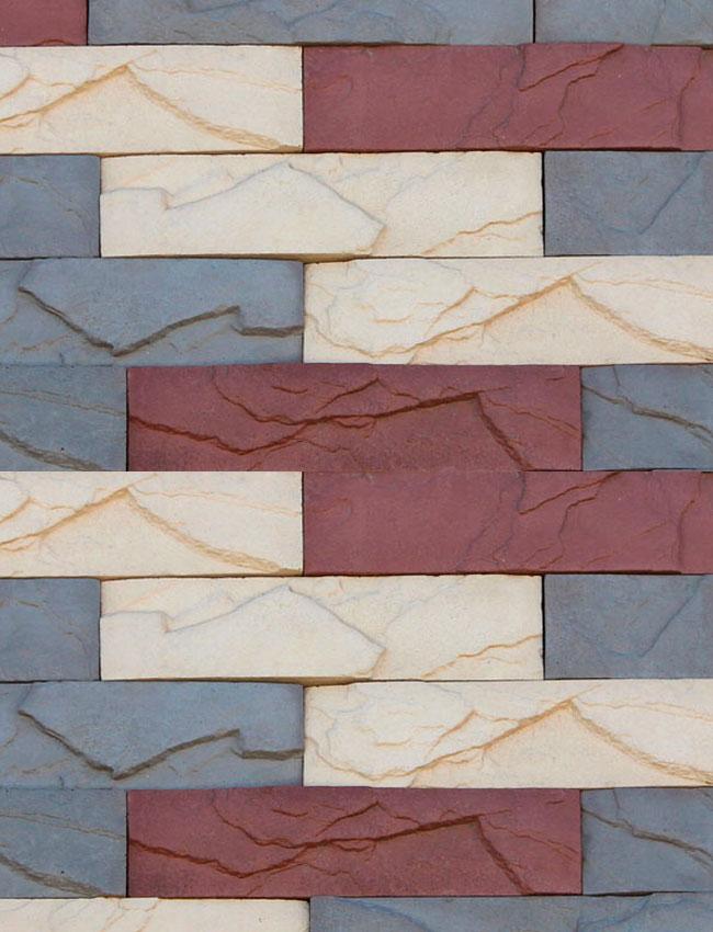 Декоративная плитка кирпич под Голландский кирпич 022