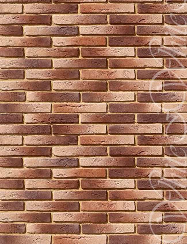 Декоративная плитка под кирпич Остия Брик 383-40