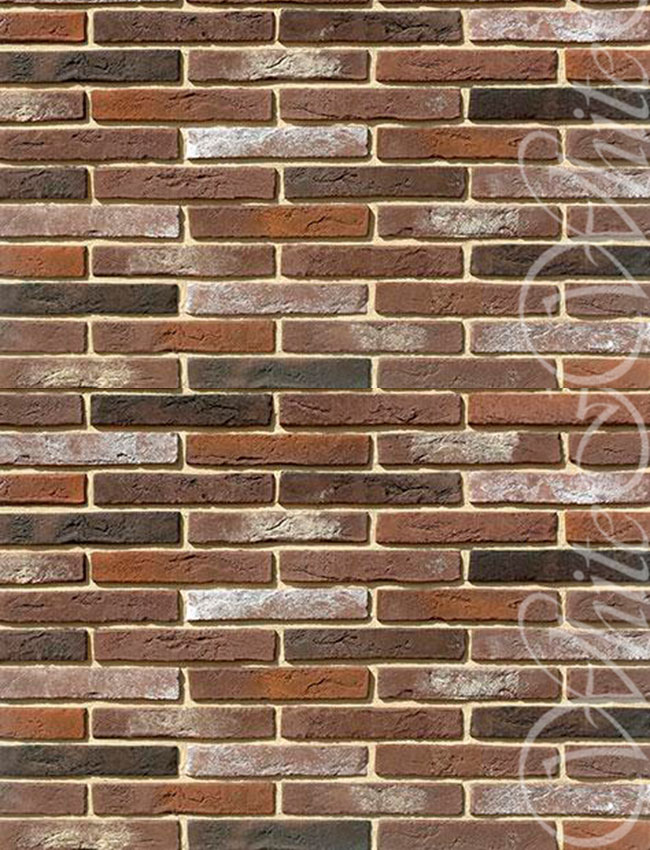 Декоративная плитка под кирпич Остия Брик 384-60