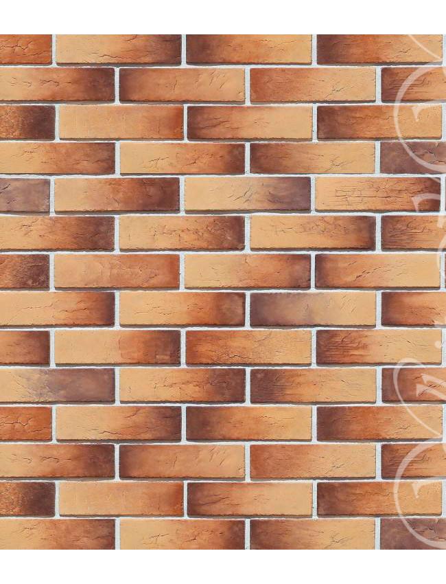 Декоративная плитка под кирпич Терамо Брик II 364-40