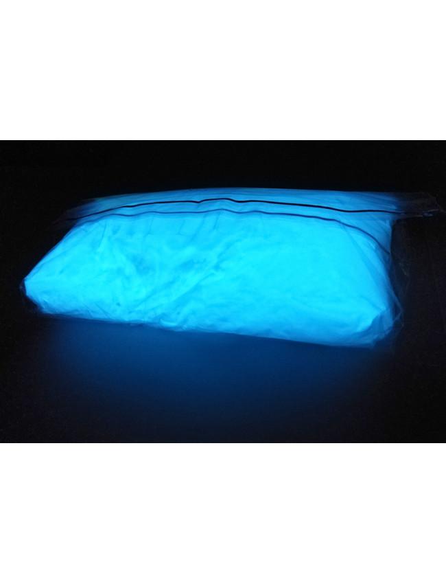 Сине - зеленый фотолюминесцентный пигмент