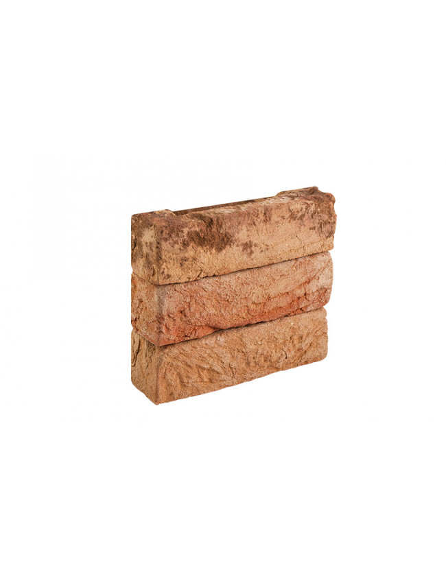 Клинкерная плитка W047/2 Донские зори Мильшино, 215*50*65 мм
