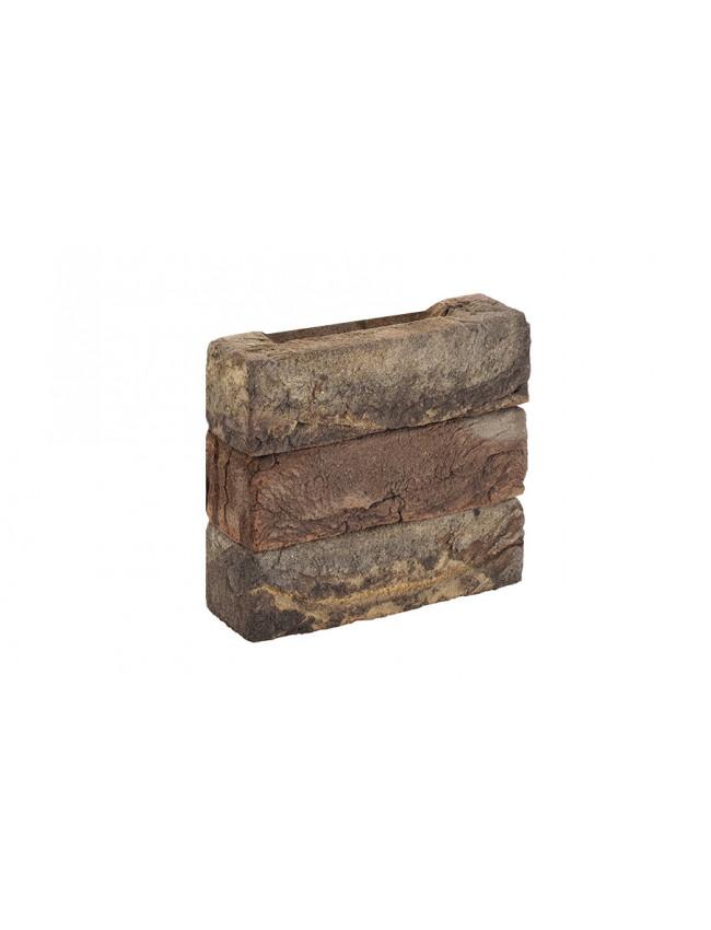 Клинкерная плитка W048/2 Донские зори Константиново узорная, 215*50*65 мм