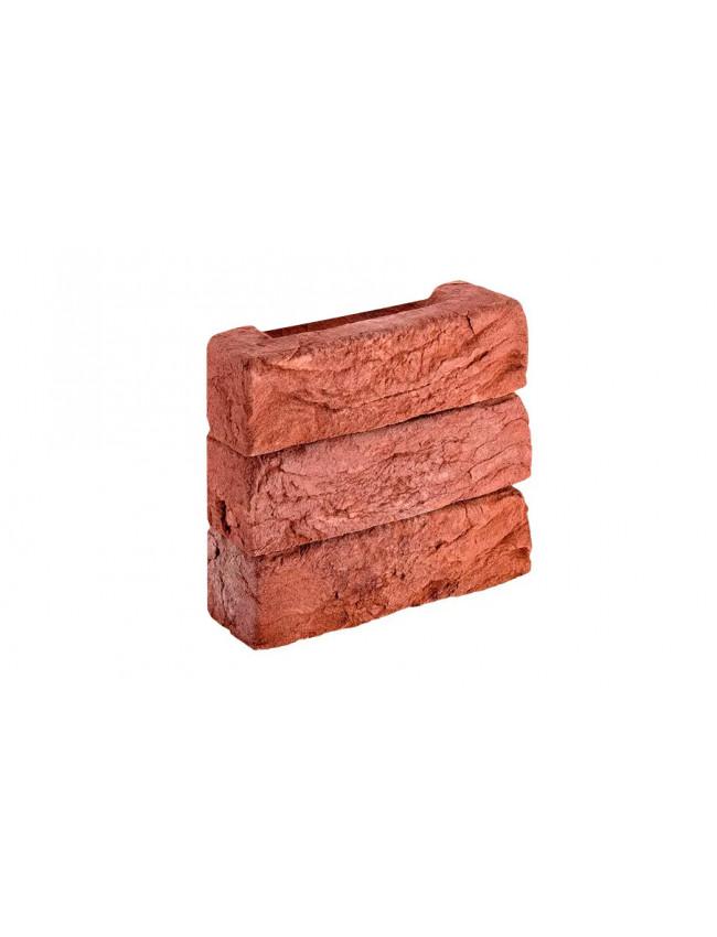 Клинкерная плитка W077/2 Донские зори Волхонка, 215*50*65 мм